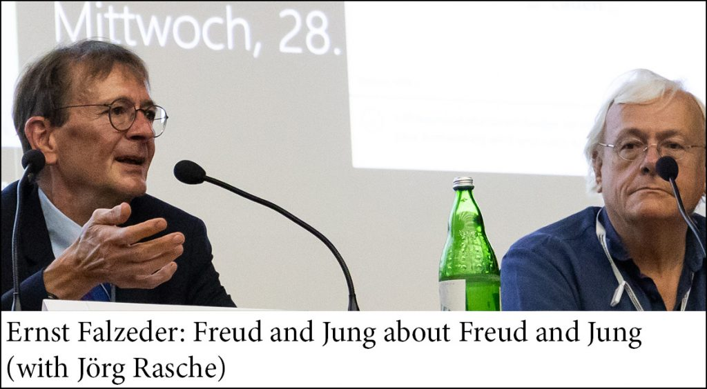 Ernst Falzeder: Freud and Jung about Freud and Jung