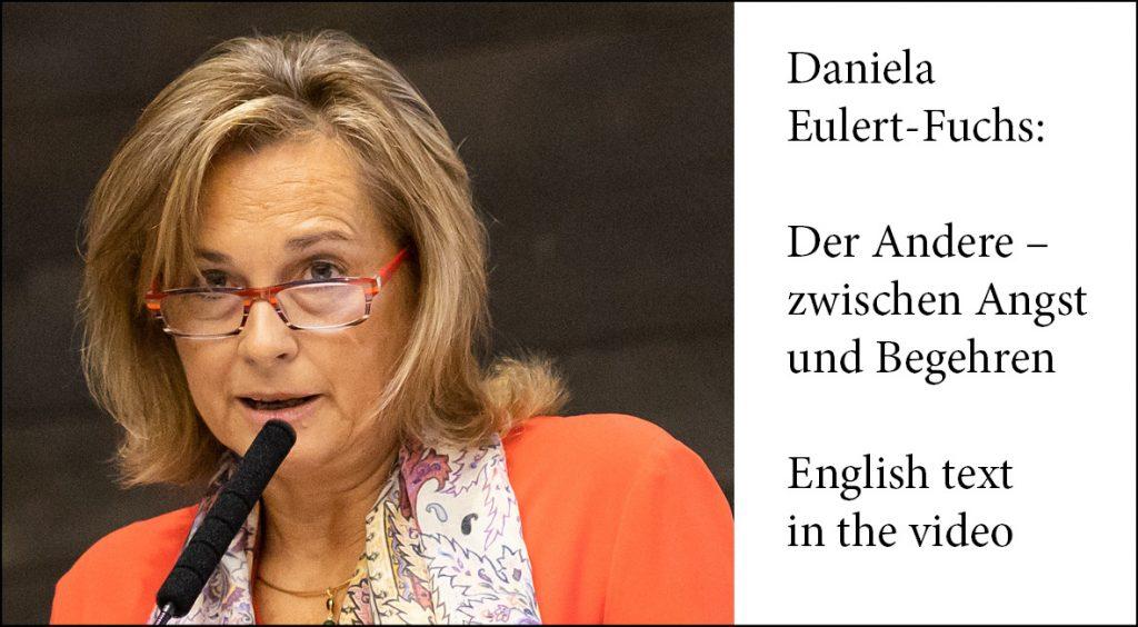 Daniela Eulert-Fuchs: Der Andere – zwischen Angst und Begehren