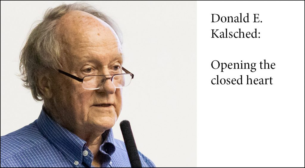 Donald E. Kalsched: Opening the closed heart