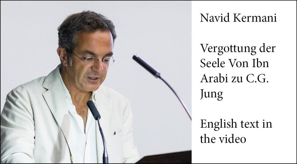 Navid Kermani: Vergottung der Seele Von Ibn Arabi zu C.G. Jung