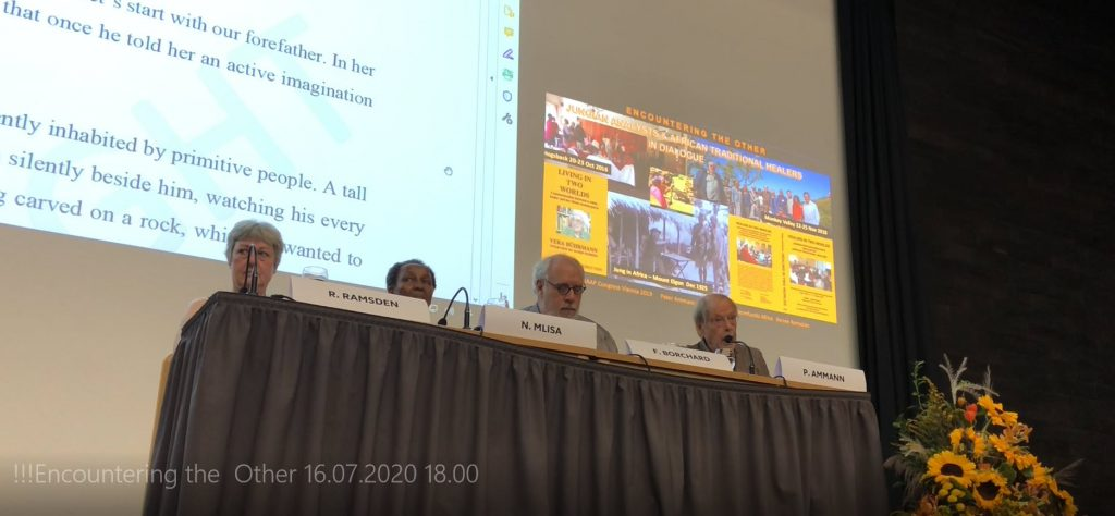 South Africa panel: Encountering the other II